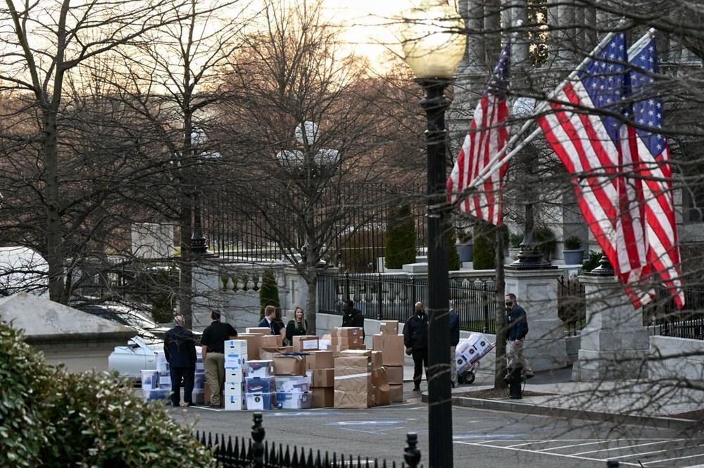 Trump Ailesi Beyaz Saray'dan taşınıyor - 13