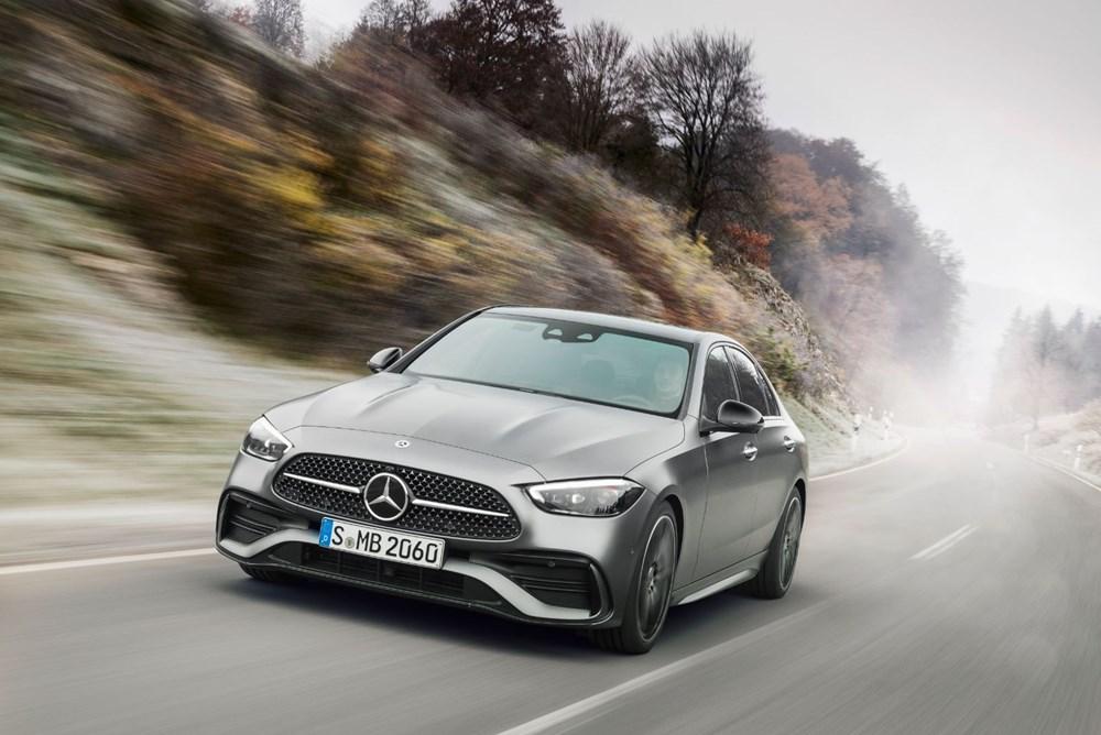 Yeni Mercedes-Benz C-Serisi tanıtıldı - 3
