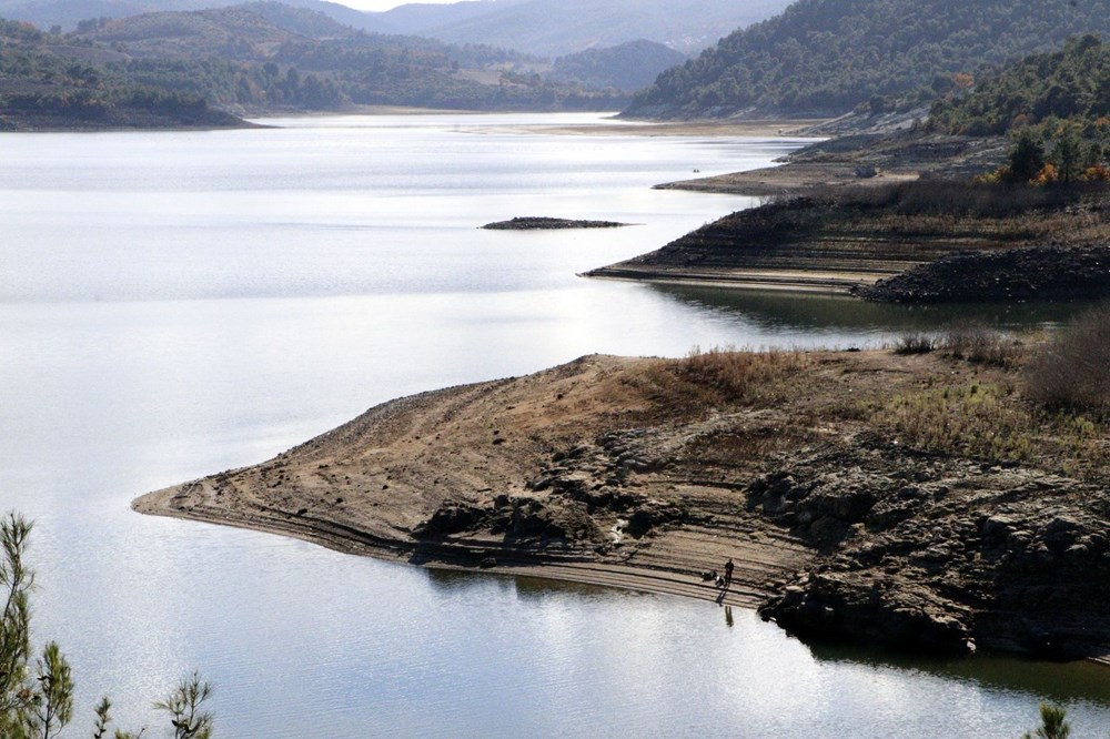 Çanakkale'de baraj boşaldı, su kullanımıyla ilgili yasaklar geldi - 7