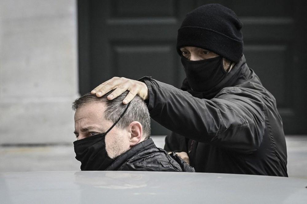 Cinsel taciz suçlaması: Yunan yönetmen ve oyuncu Dimitris Lignadis gözaltında - 2