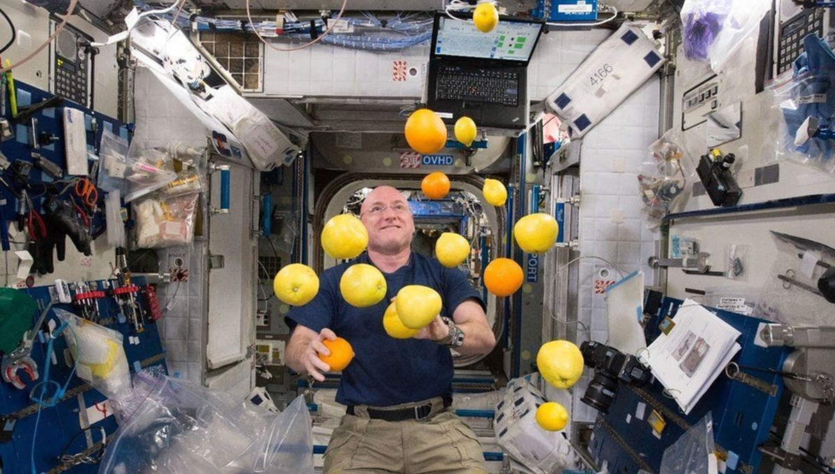 Uzayda yaşam mümkün olabilir mi?  NASA astronotunun kalbi küçüldü