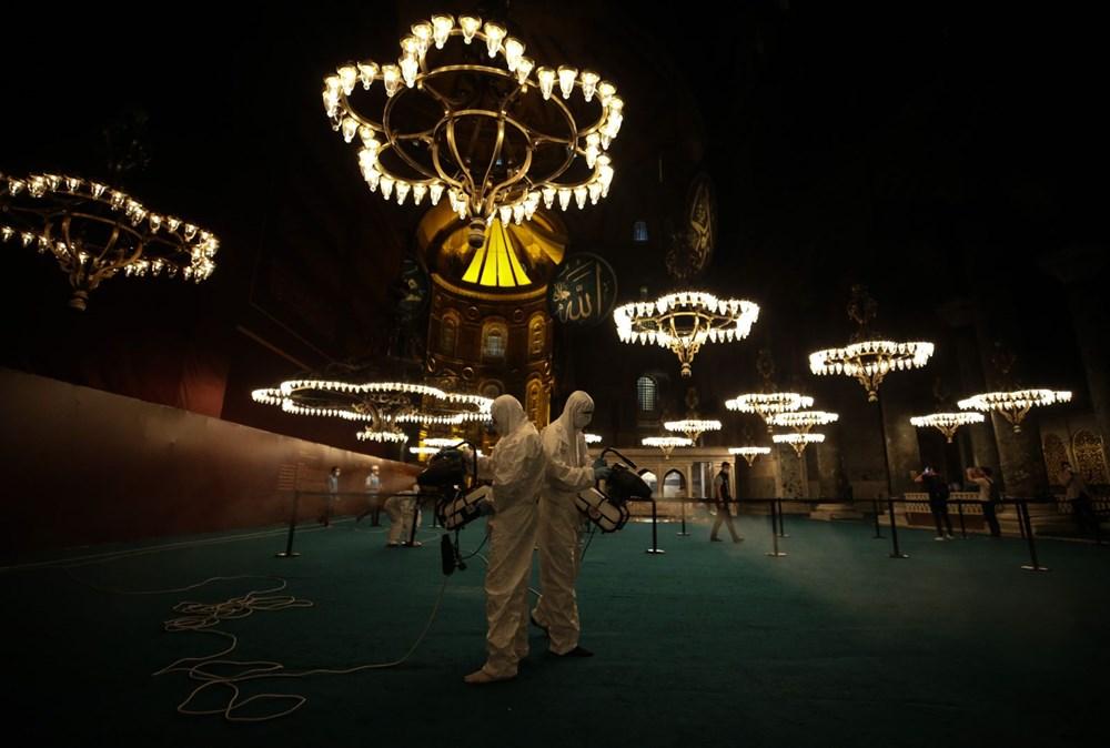 In Hagia Sophia, the crowd does not decrease - 5