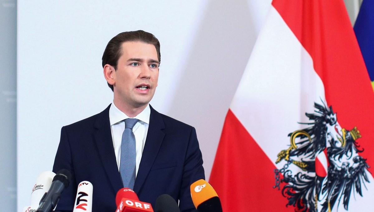 SON DAKİKA:Avusturya Başbakanı Sebastian Kurz görevinden istifa etti