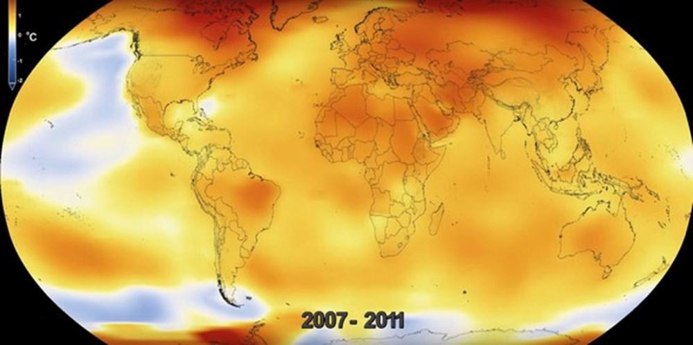 Dünya 'ölümcül' zirveye yaklaşıyor (Bilim insanları tarih verdi) - 137