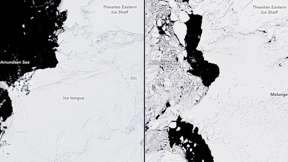Bilim insanlarından felaket uyarısı: Dünya'nın çekirdeği Kıyamet Günü buzulunu eritiyor - 9