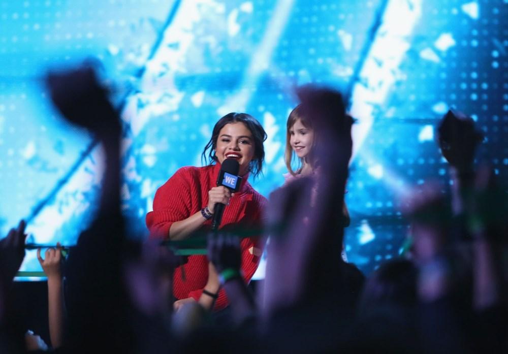 Selena Gomez ve Khalid Şampiyonlar Ligi finalinde - 3