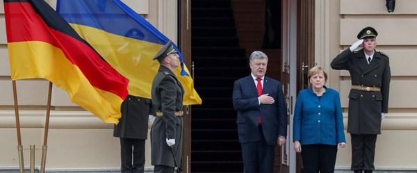 Almanya'dan Ukrayna'ya yaptırım desteği