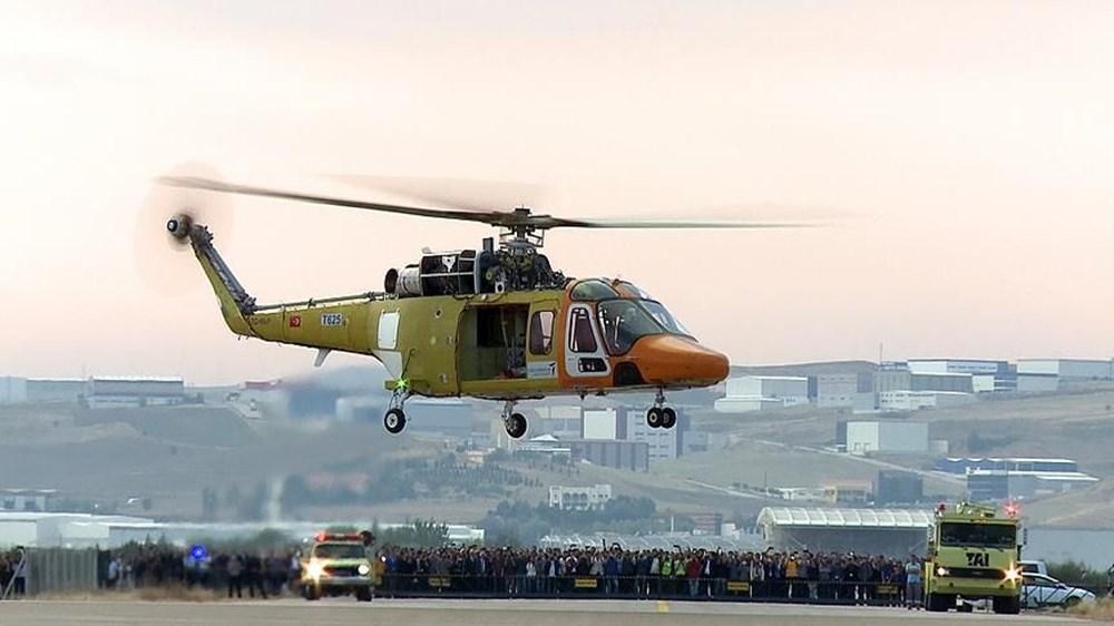 Aksungur tam yüklü mühimmatla 1 günden fazla uçtu (Türkiye'nin yeni nesil silahları) - 203