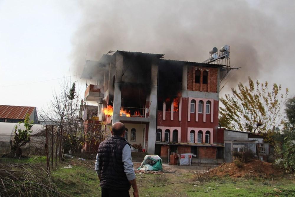 Antalya'da ağlatan yangın - 6