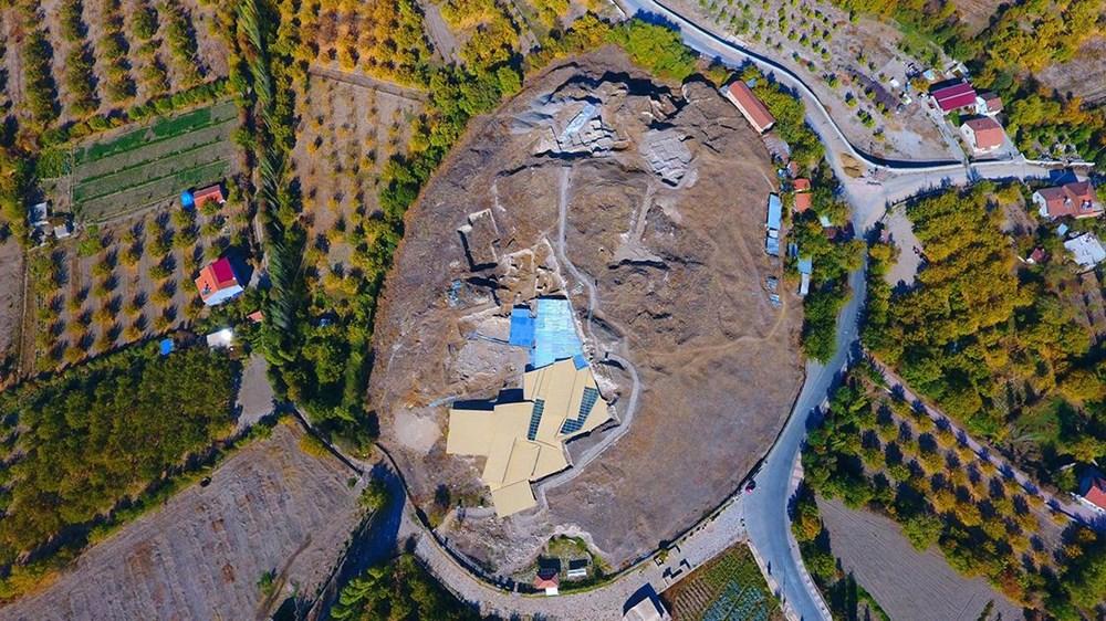 Arslantepe Höyüğü UNESCO listesinde - 5
