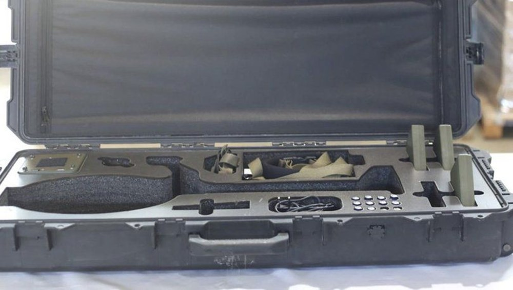 Silahlı drone Songar, askeri kara aracına entegre edildi (Türkiye'nin yeni nesil yerli silahları) - 119
