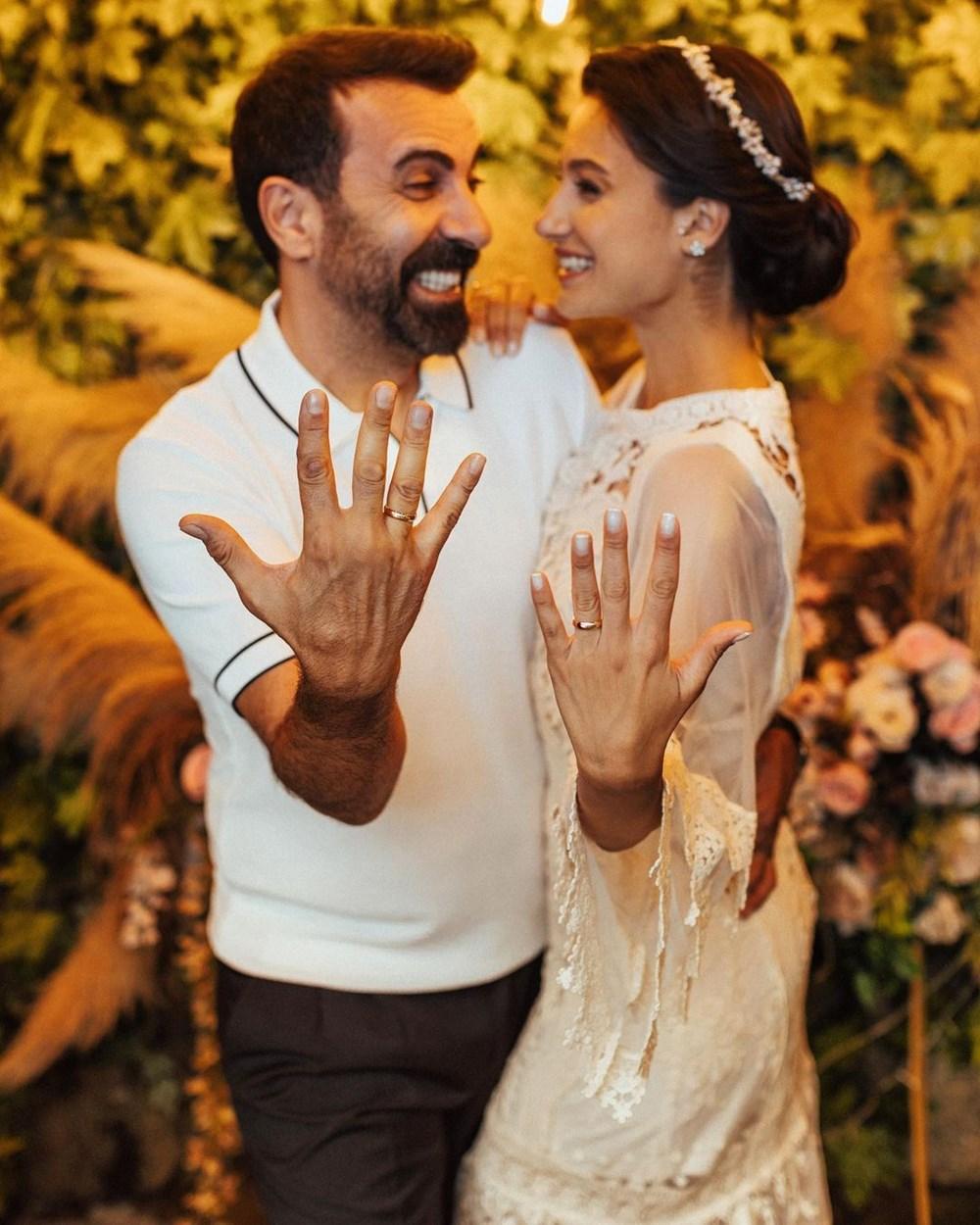 Emre Karayel ve Gizem Demirci evlendi - 5