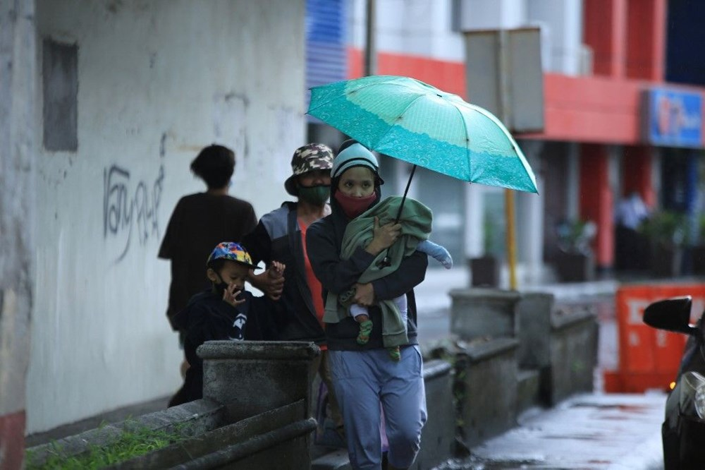 Molave Tayfunu nedeniyle Vietnam'da 1.3 milyon kişi tahliye ediliyor - 1