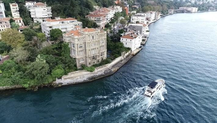 550 milyonluk yalıya alıcı yok (Zeki Paşa Yalısı dünyanın en pahalı 10 evi arasında gösteriliyor)