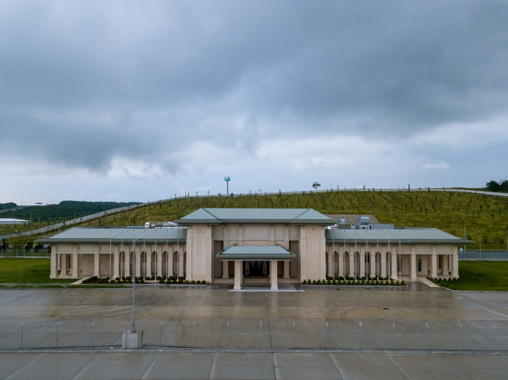 İstanbul Havalimanı'nda 3. bağımsız pist, Devlet Konukevi ve cami hizmete açılıyor - 8