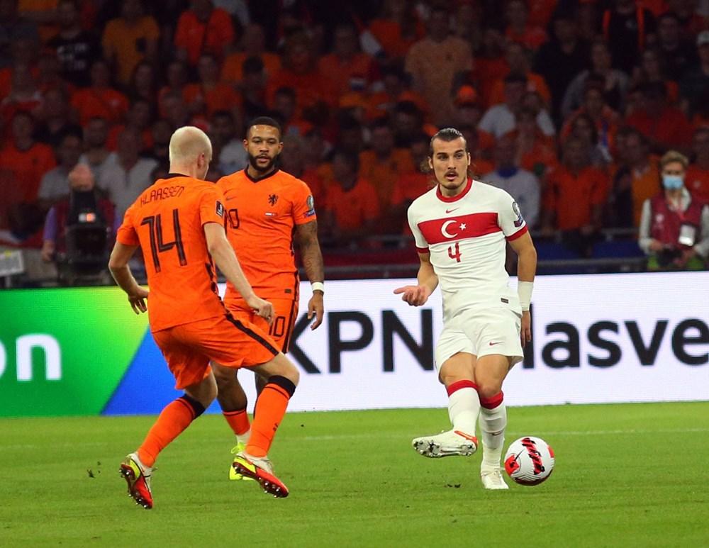 Milli Takım Hollanda'dan ağır yaralı dönüyor - 2