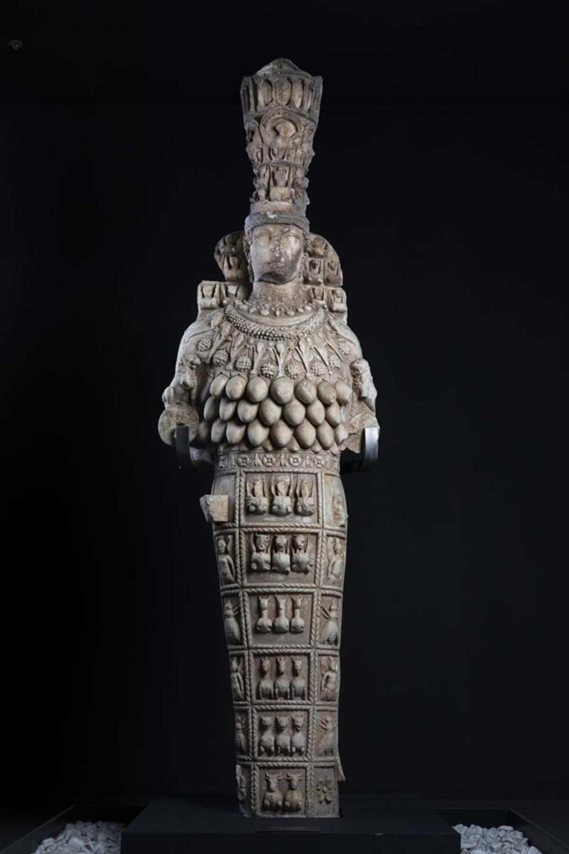 Bakanlık seçti: Türkiye'de görebileceğiniz 10 eşsiz arkeolojik eser - 11