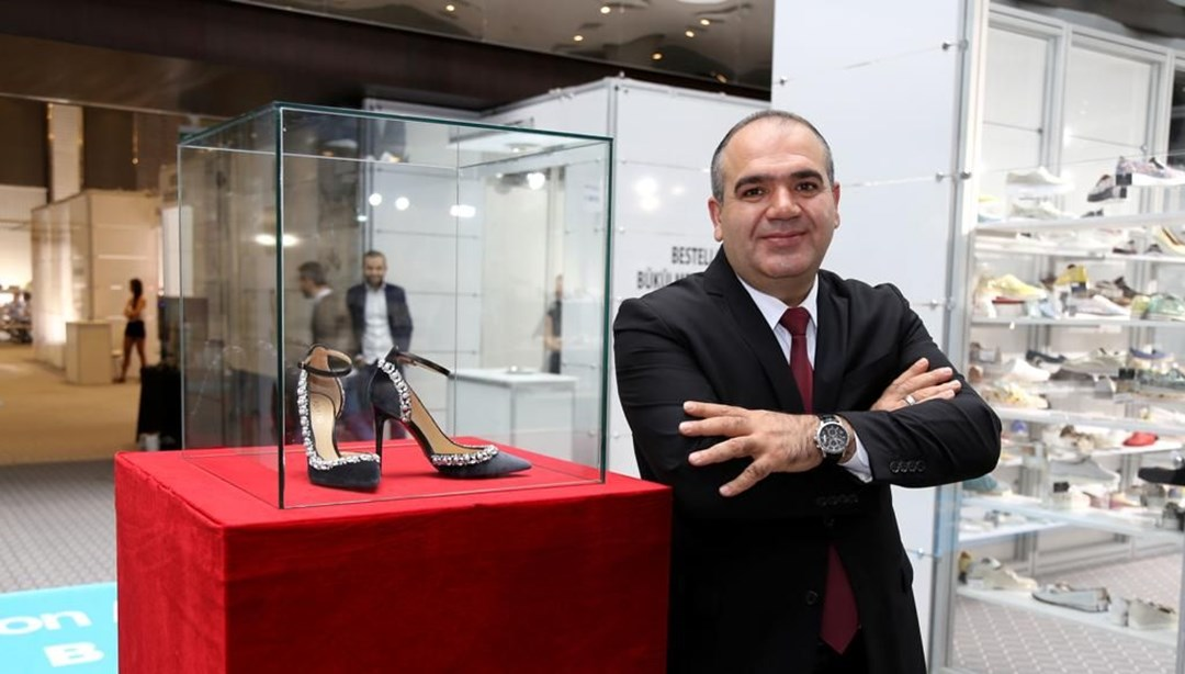 56 ülkeden bin yabancı iş insanı ayakkabı için Antalya'ya geliyor thumbnail