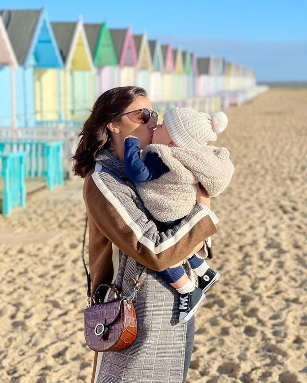 Lucy Mecklenburgh: Bebeğim bir parça elmayla boğuluyordu - 5