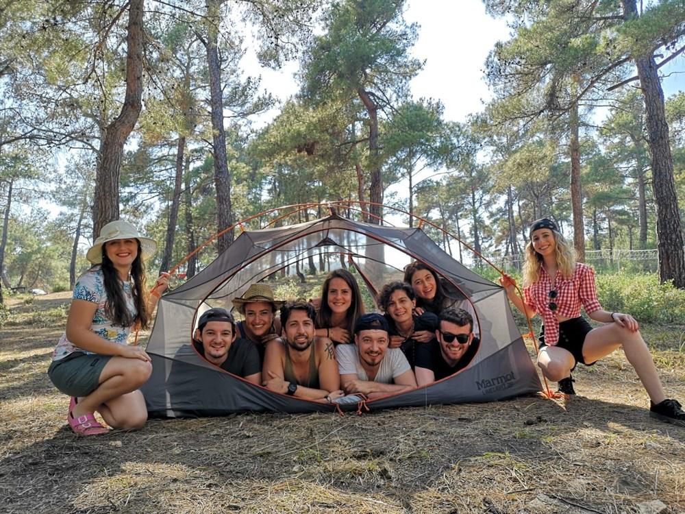 İstanbul çevresindeki en iyi kamp alanları - 42