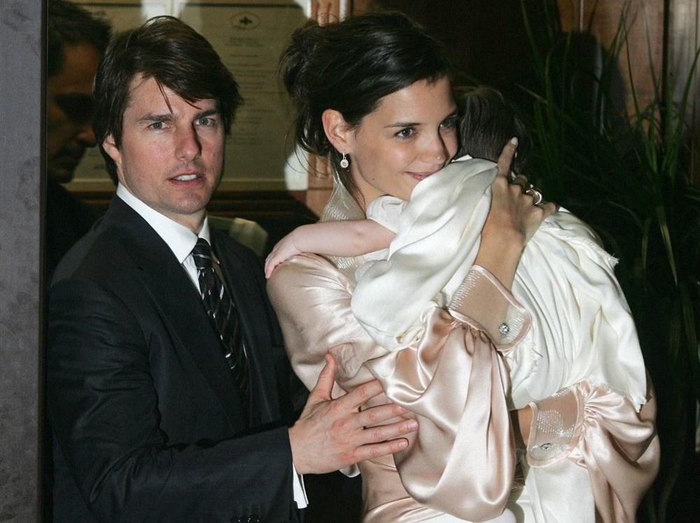 Katie Holmes ve Tom Cruise'un kızları Suri artık 15 yaşında - 5
