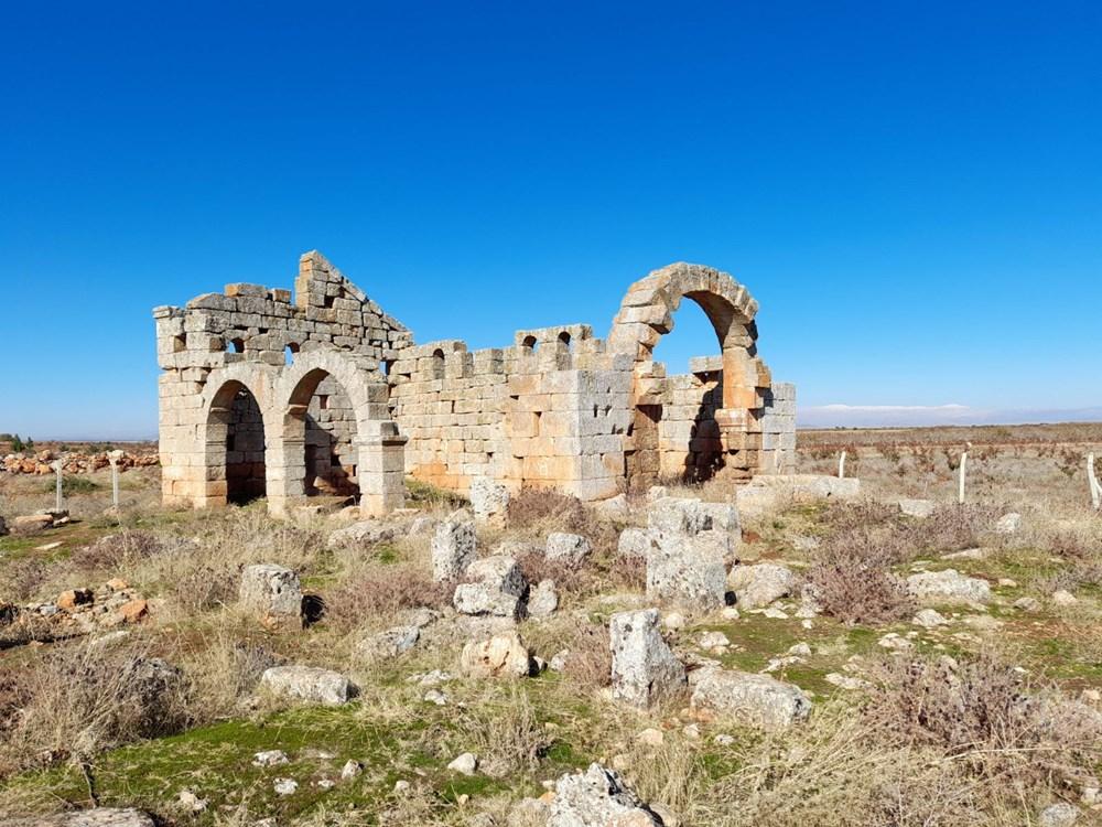1500 yıllık Nuhrut Kilisesi restore edilmeyi bekliyor - 2