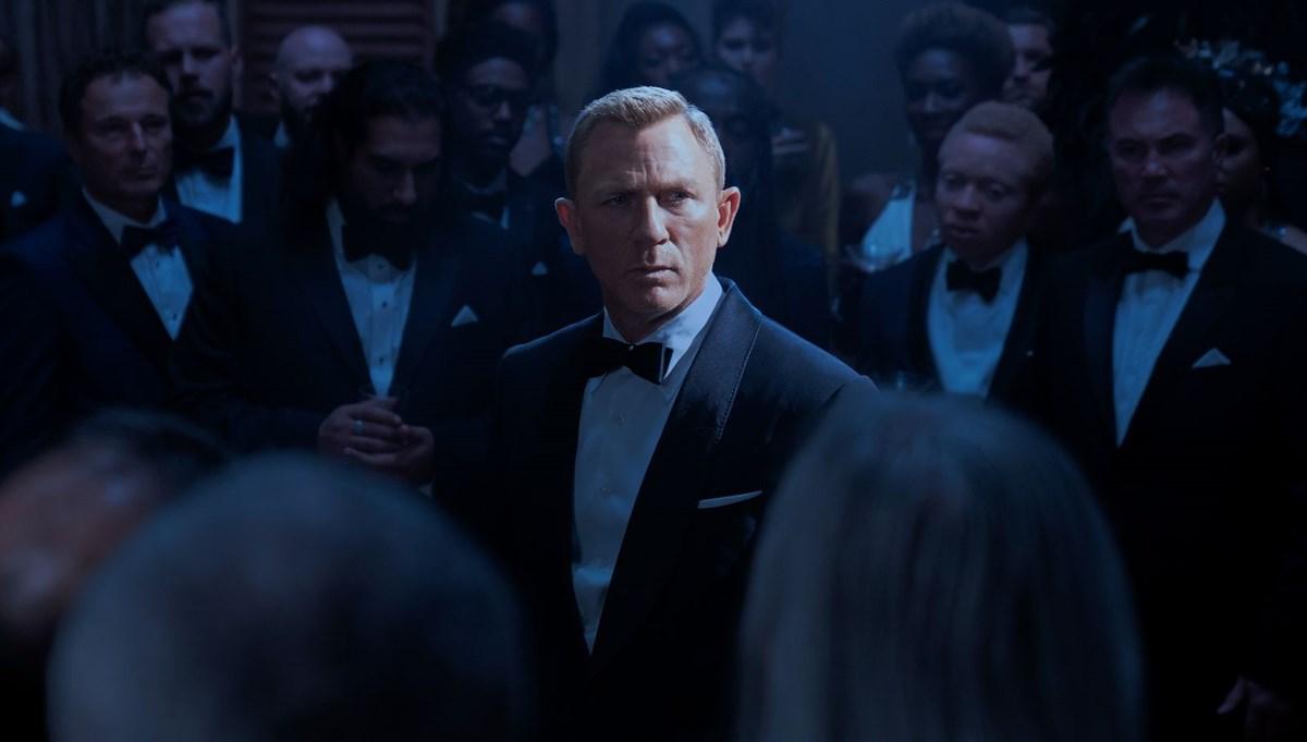 No Time to Die ikinci haftada zirveye çıktı (08-10 Ekim 2021 Türkiye Box Office rakamları)