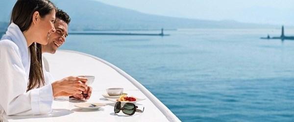 Lüks cruise tatilinde yeni trend: Gemi içinde gemi