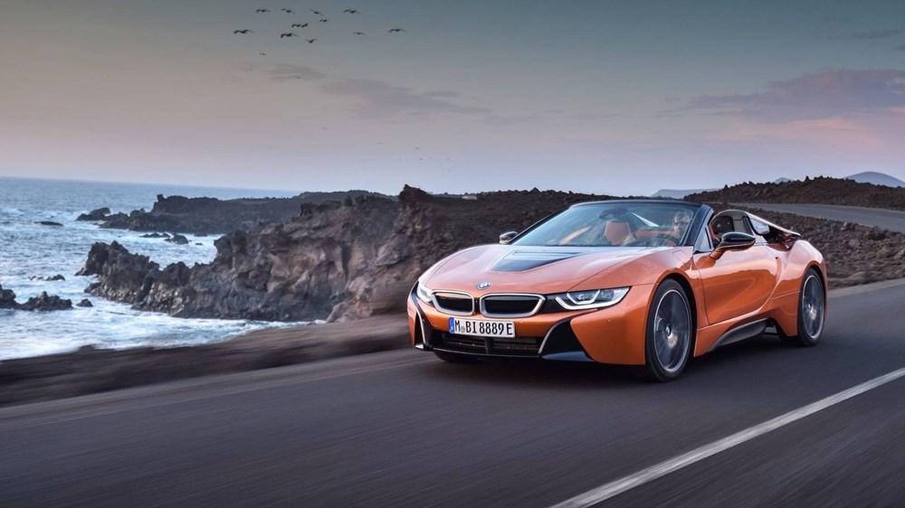 Son BMW i8 banttan indi - 6