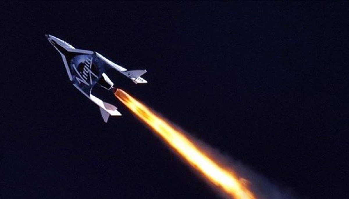 Virgin Galaktic, yörünge altı mekiğinin testini erteledi