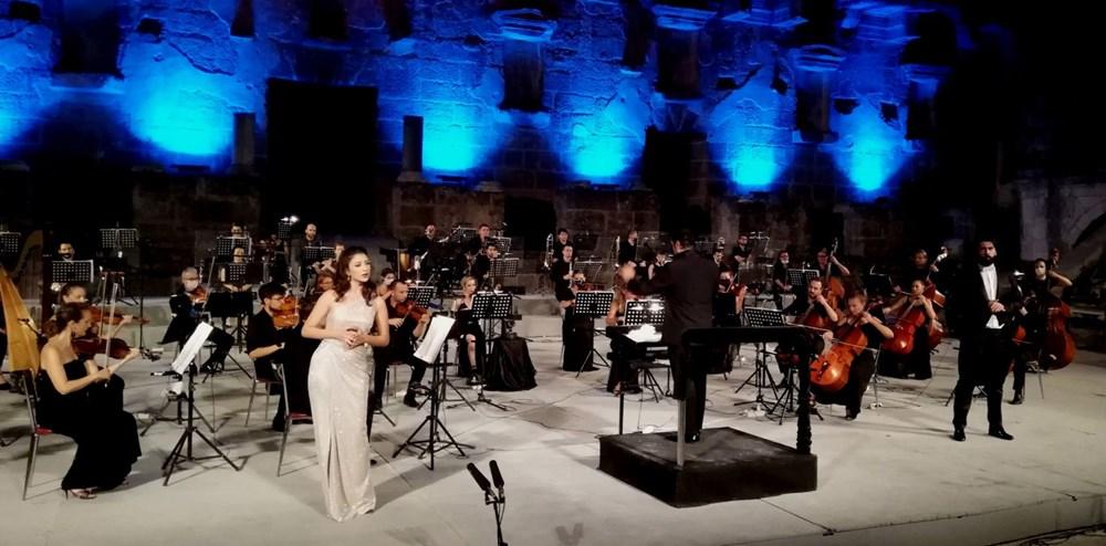 Aspendos Festivali, Genç Opera Yıldızları konseriyle sona erdi - 5
