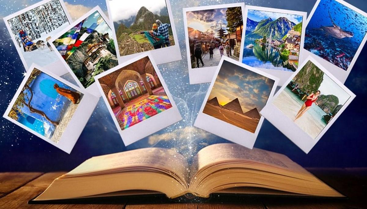 Oturduğunuz yerden sizi bambaşka diyarlara götürecek en iyi seyahat kitapları