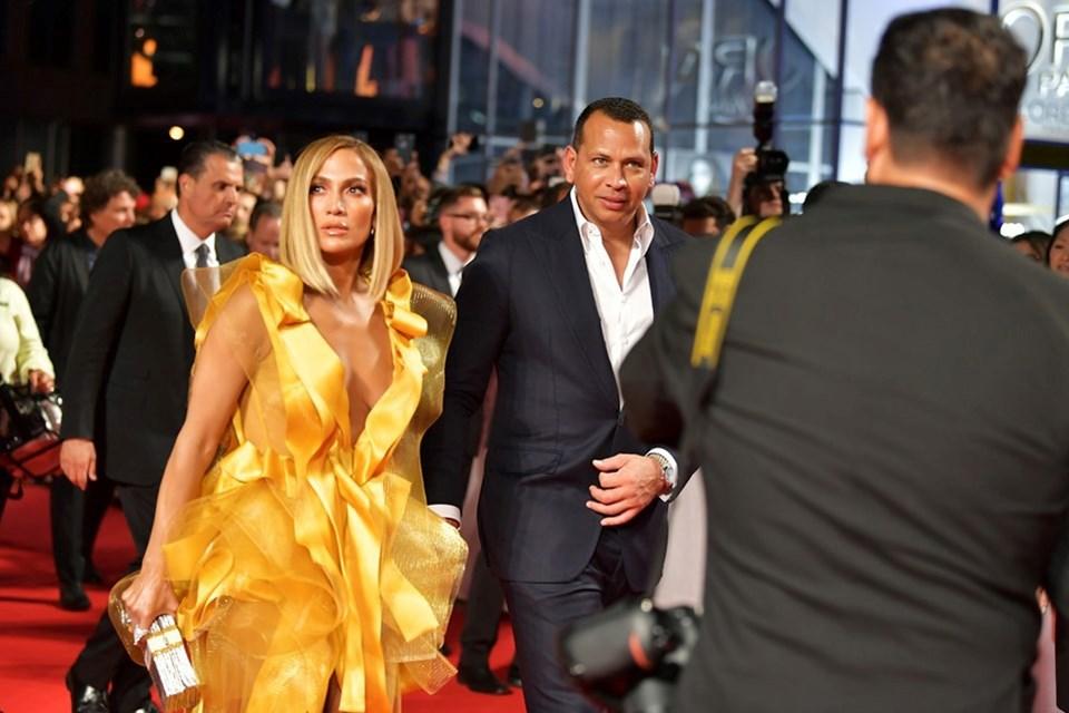 Lopez bu yıl içinde dördüncü evlililiğini Alex Rodriguez ile yapmaya hazırlanıyor