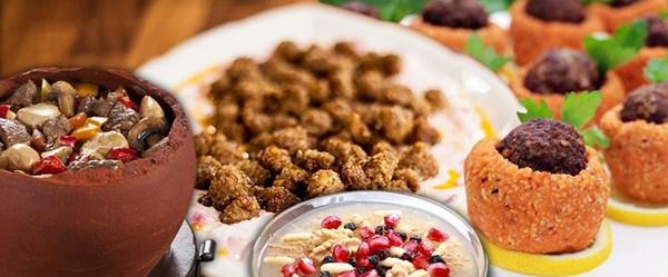 İftar menüsü için en özel Anadolu lezzetlerinden öneriler