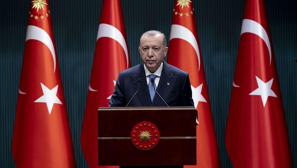 Cumhurbaşkanı Erdoğan: Mevcut uygulama bir süre daha devam edecek