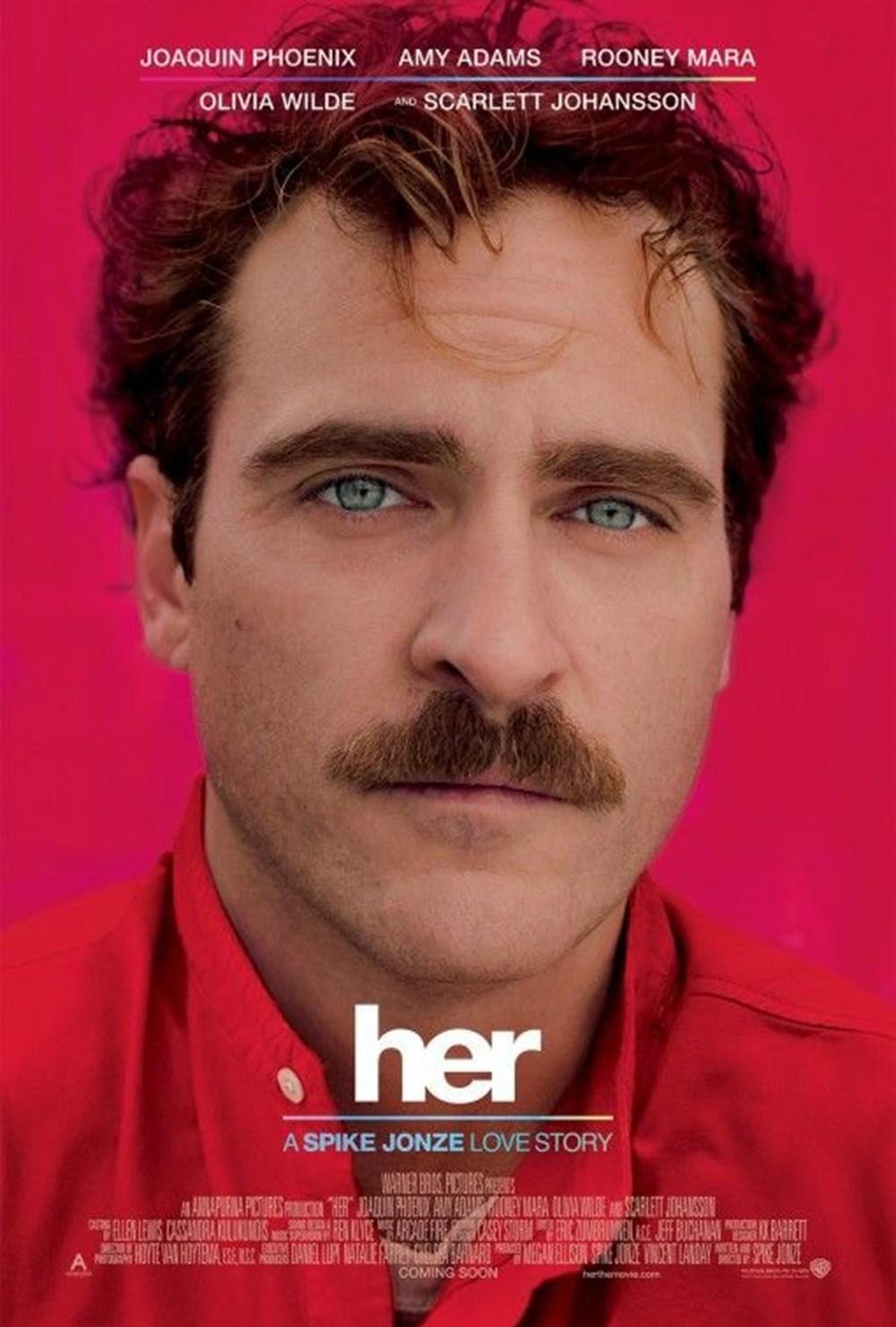 Joker filminin başrolü Joaquin Phoenix'in tüm filmleri - 14