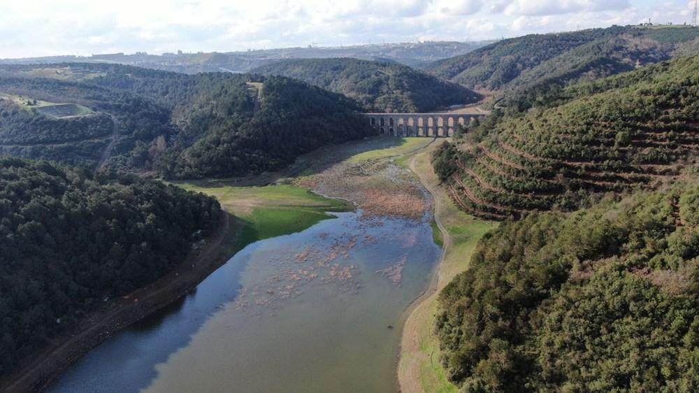 İstanbul barajlarında son durum: Doluluk oranı 28.66'ya ulaştı - 2