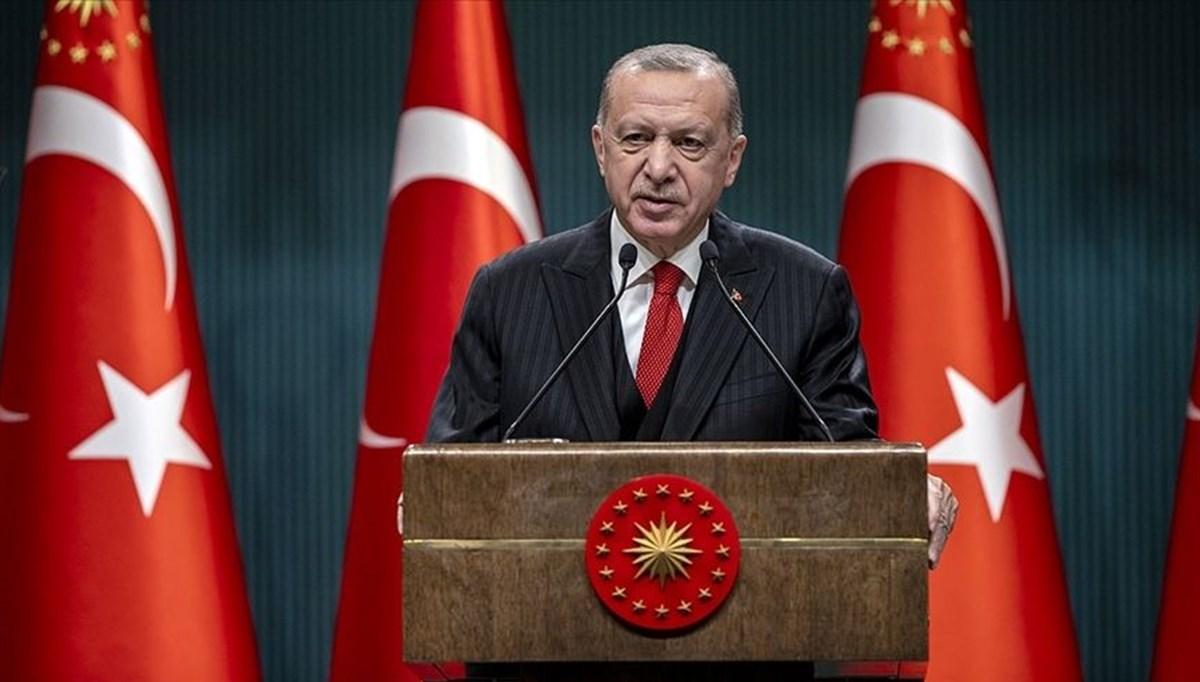 SON DAKİKA:Cumhurbaşkanı Erdoğan, İtalya Başbakanı Draghi ile telefonla görüştü
