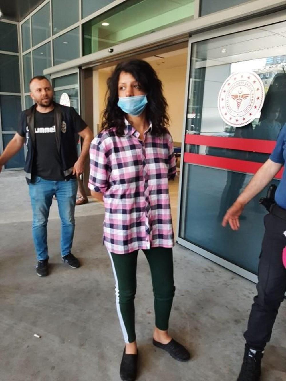 Şişli'de hastaneden bebek kaçırmaya çalıştı: Kendi bebeğime benzettim - 7
