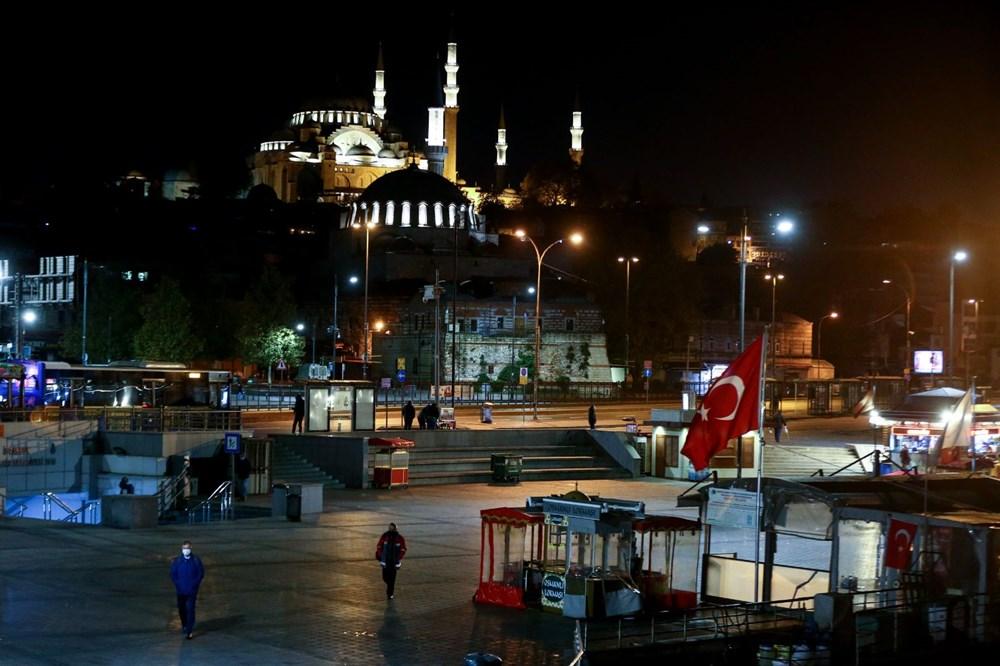 İstanbul'da sokağa çıkma kısıtlamasının ardından hayat normale döndü - 9