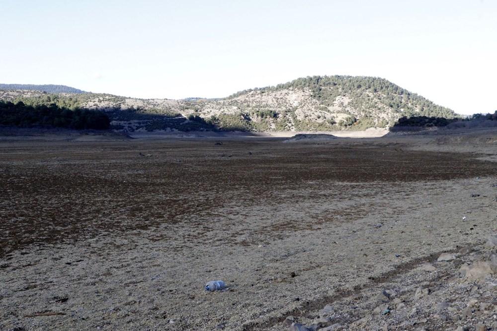 Çanakkale'de baraj boşaldı, su kullanımıyla ilgili yasaklar geldi - 9