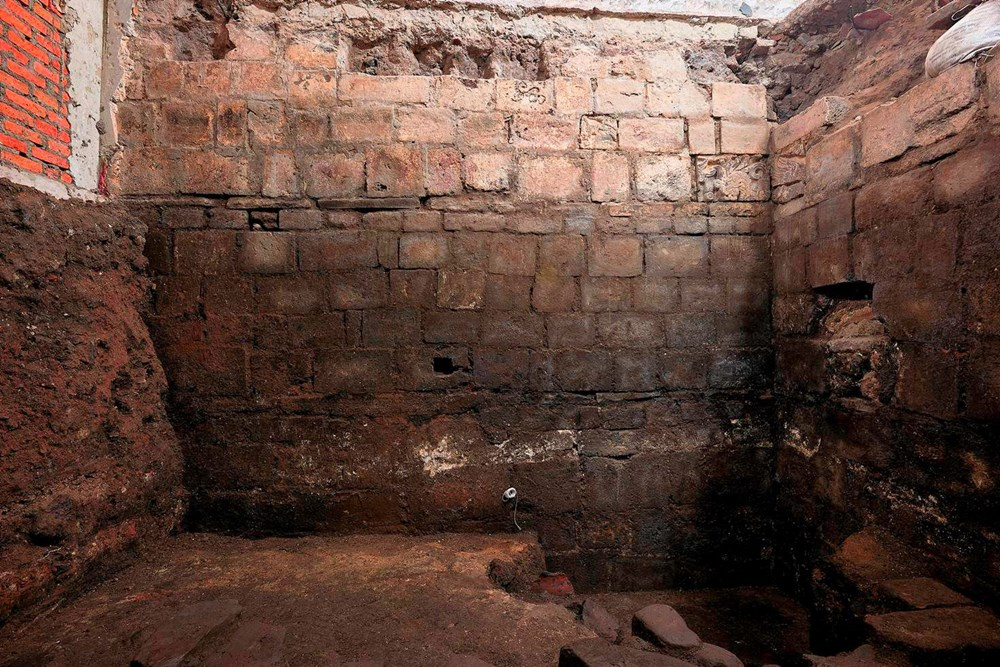 Meksika'da Aztek Sarayı'nın kalıntıları bulundu - 3