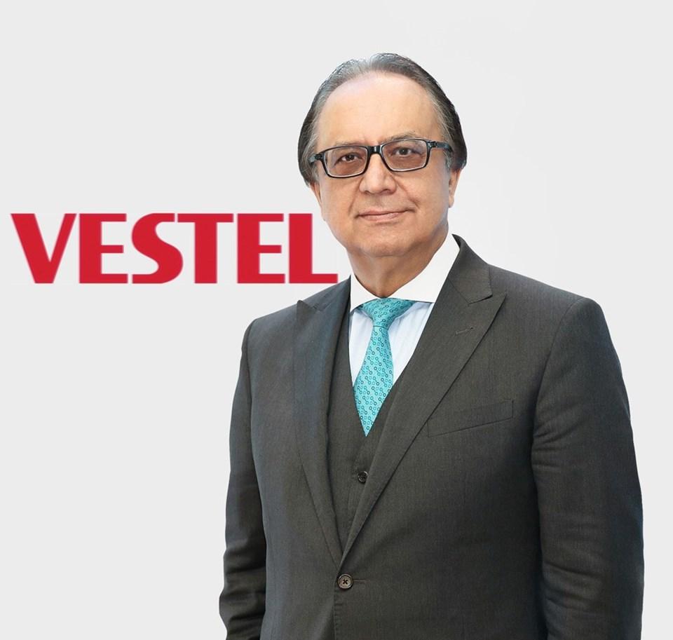Vestel İcra Kurulu Başkanı Turan Erdoğan