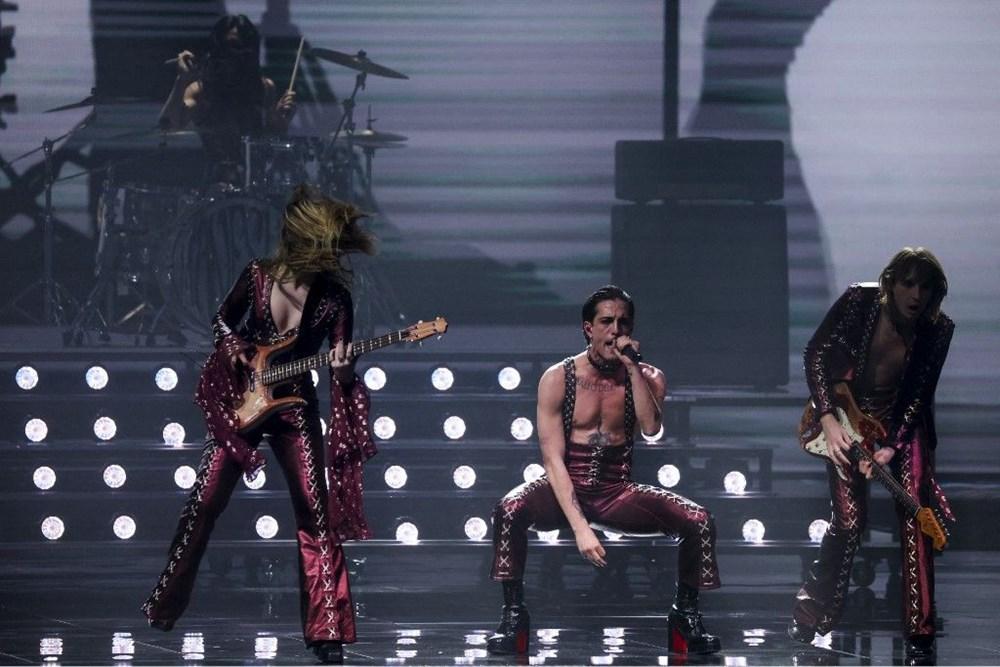 Eurovision birincisi İtalya'nın solisti uyuşturucu suçlamasından aklandı - 4