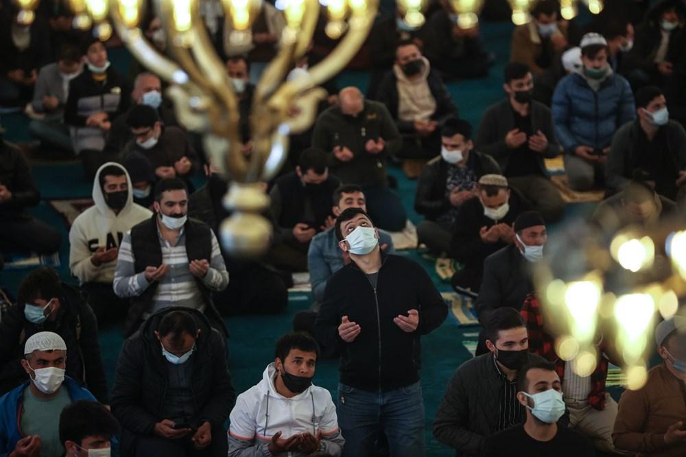 Ayasofya'da 87 yıl sonra ilk Ramazan Bayramı namazı kılındı - 8