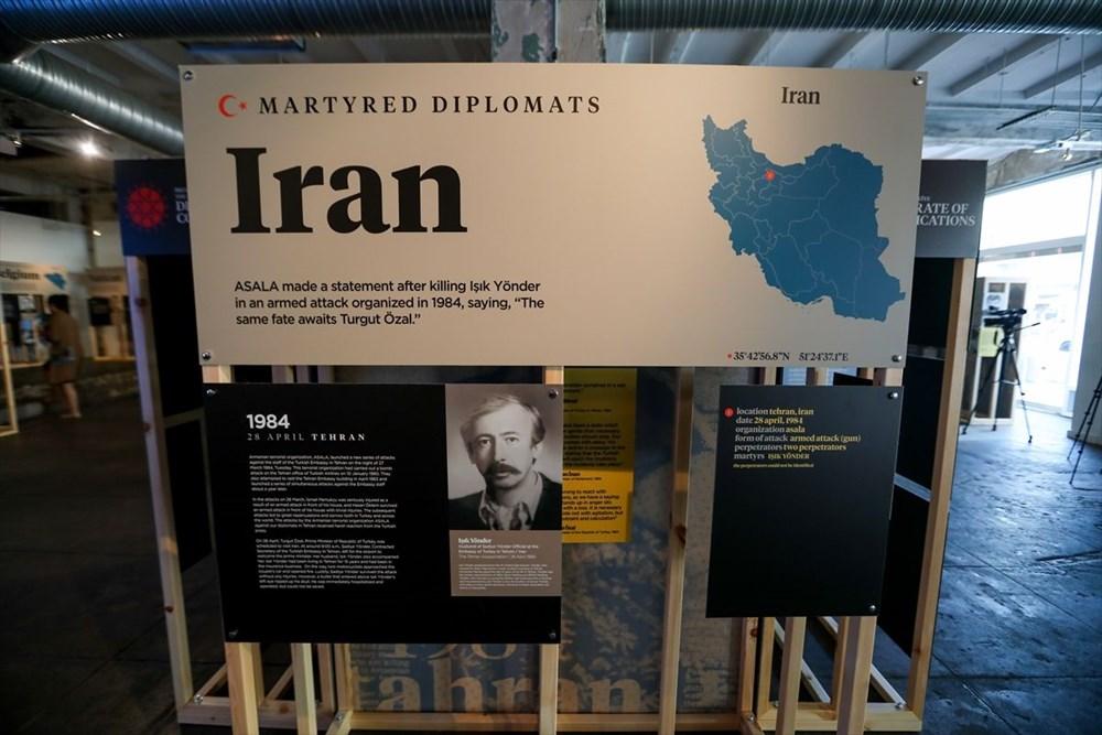 Cumhurbaşkanlığı İletişim Başkanlığı'ndan ABD'de Şehit Diplomatlar Sergisi - 5