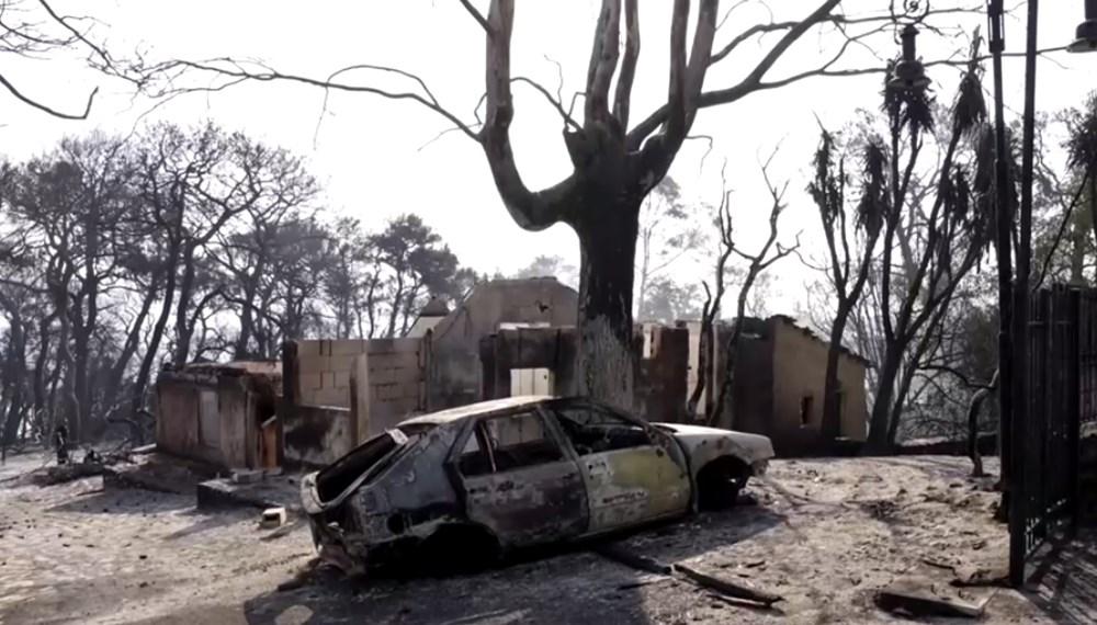 Akdeniz alev aldı: Yunanistan ve İtalya'da orman yangınları sürüyor - 46