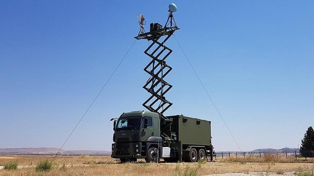 Dijital birliğin robot askeri Barkan göreve hazırlanıyor (Türkiye'nin yeni nesil yerli silahları) - 146