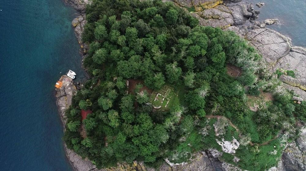Amazon kadınlarının yaşadığı mitolojik Giresun Adası - 19