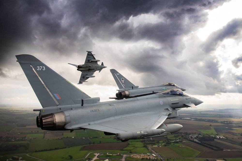 2020 Kraliyet Hava Kuvvetleri Fotoğraf Yarışması'nın kazananları - 9